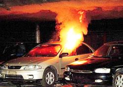категория автостоянки по пожарной опасности