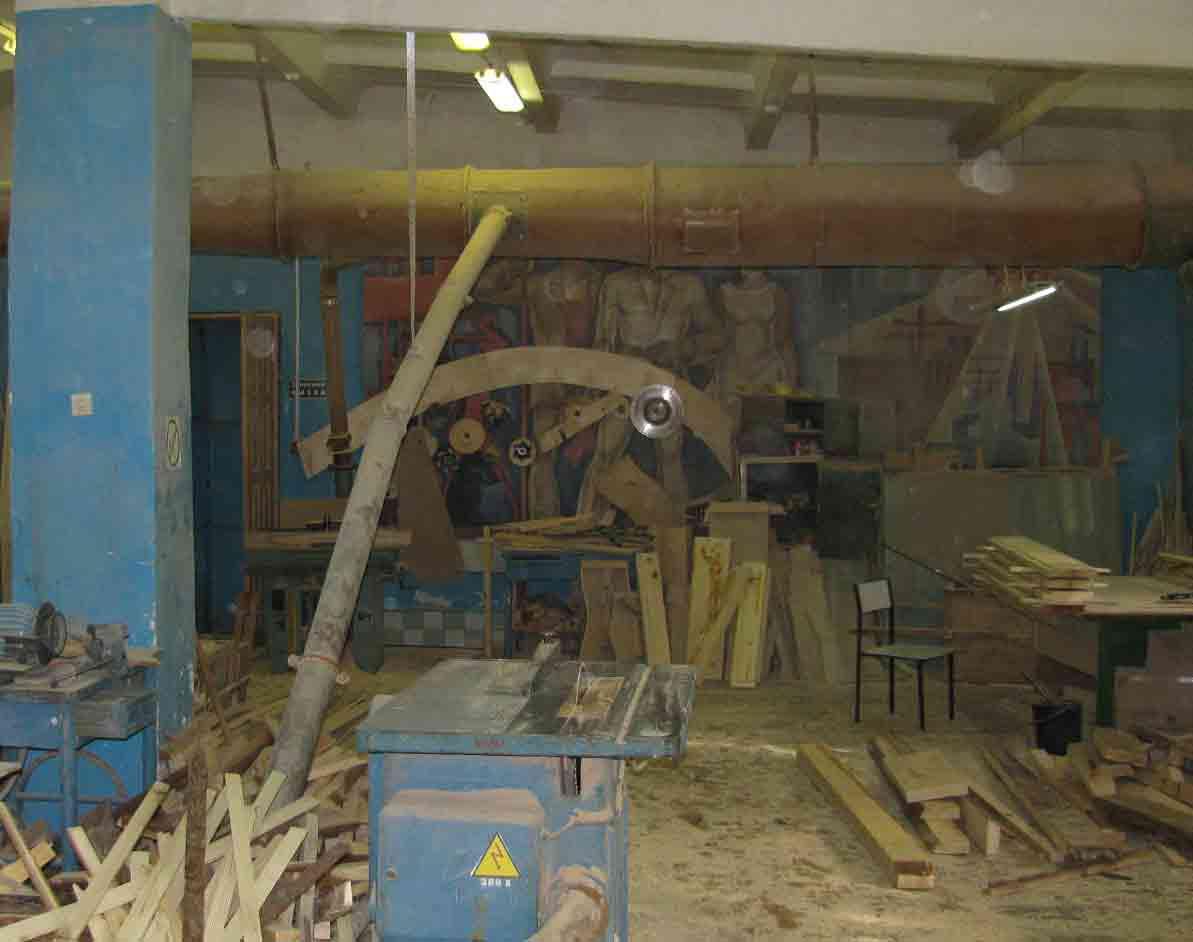 категория деревообработки